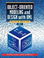 Object-Oriented Modeling and Design with UML…