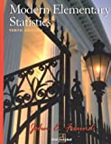 Freund, John E.: Modern Elementary Statistics (10th Edition)