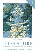 Literature: An Introduction to Reading and…