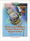 Laudon, Kenneth C.: Essentials of Management Information Systems: Organization and Technology in the Networked Enterprise