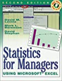 Berenson, Mark L.: Statistics for Managers Using Microsoft Excel