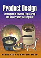 Product Design: Techniques in Reverse…