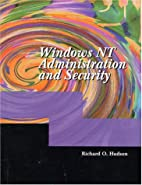 Windows NT Administration and Security by…