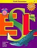 Cummins, Jim: Scott Foresman ESL, Grade 1 Newcomer Book A Answer Key
