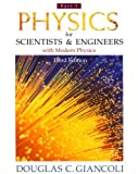 Giancoli, Douglas C.: Physics for Scientists and Engineers: Part 3 (3rd Edition) (Physics for Scientists & Engineers) (pt. 3)