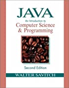 Java: An Introduction to Computer Science &…