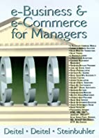 e-Business & e-Commerce for Managers by…