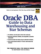 Oracle DBA Guide to Data Warehousing and…