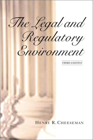the-legal-and-regulatory-environment-3rd-edition