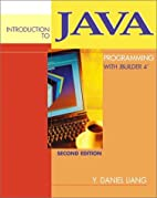 Introduction to Java Programming with…