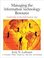 Managing the Information Technology…