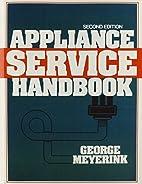 Appliance Service Handbook (Spanish…