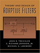 Theory and Design of Adaptive Filters by…