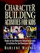 Character Building Activities for Kids:…