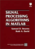 Signal Processing Algorithms in Fortran and…