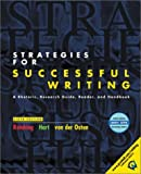 Reinking, James A.: Strategies for Successful Writing with 2001 APA Guidelines (6th Edition)