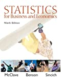 McClave, James T.: Statistics for Business and Economics