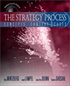 The Strategy Process: Concepts, Context,…
