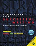 Reinking, James A.: Strategies for Successful Writing/Brief With 2001 Apa Guidelines: A Rhetoric, Research Guide, and Reader