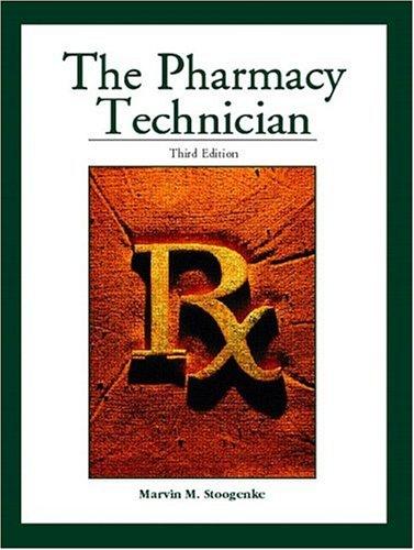 the-pharmacy-technician-3rd-edition