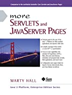 More Servlets and JavaServer Pages by Marty…