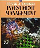 Fabozzi, Frank J., Cfa: Investment Management