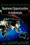 Williams, John J.: Business Opportunities in Indonesia