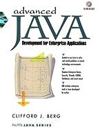 Advanced Java Development for Enterprise…