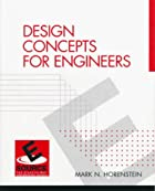 Design Concepts for Engineers (4th Edition)…