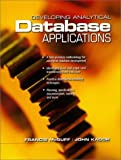 McGuff, Francis: Developing Analytical Database Applications