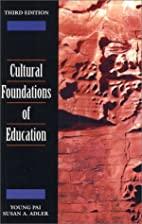 Cultural Foundations of Education (3rd…