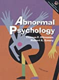 Oltmanns, Thomas F.: Abnormal Psychology