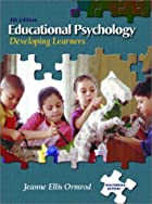 Educational Psychology: Developing Learners&hellip;