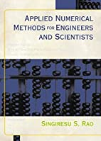 Applied Numerical Methods for Engineers and…