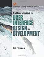 Practitioner's Handbook for User Interface…