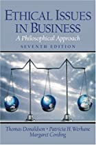Ethical Issues in Business: A Philosophical…