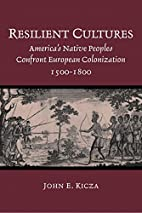 Resilient Cultures: America's Native Peoples…