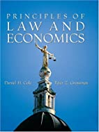 Principles of Law and Economics by Daniel H.…