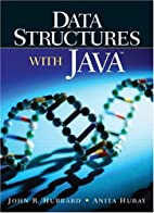 Data Structures with Java by John R. Hubbard