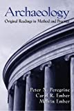 Ember, Carol R.: Archaeology: Original Readings in Method and Practice