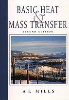 Basic Heat and Mass Transfer (2nd Edition)…
