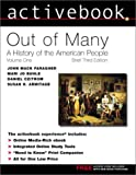 Faragher, John Mack: Activebook for Out of Many: A History of the American People, Volume I (3rd Edition)