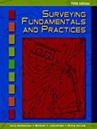 Surveying Fundamentals and Practices (5th…