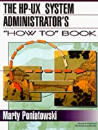 HP-UX System Administrator's How To…