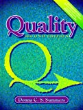 Donna C. S. Summers: Quality (2nd Edition)