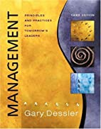 Management: Principles and Practices for…