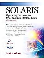 Solaris Operating Environment…