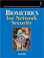 Biometrics for Network Security (Prentice…