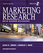 Marketing Research and SPSS 11.0, Fourth…