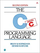 C Programming Language (2nd Edition) by…